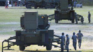 Prevención. Japón estacionó misiles Patriot tras las amenazas de guerra.