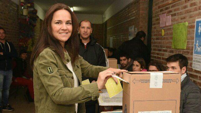 Anita Martínez afirmó que hoy los rosarinos expresamos el rumbo queremos para la ciudad