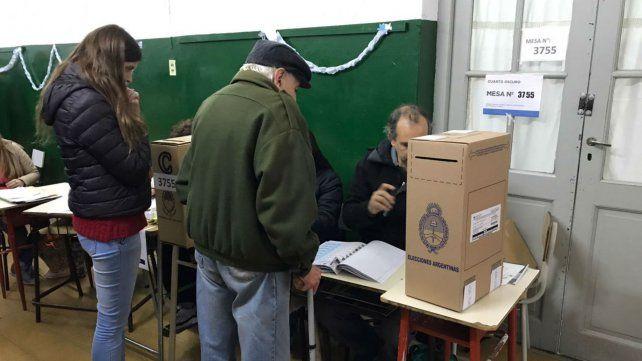 La Secretaría Electoral destacó que se vota con normalidad en las localidades de Santa Fe