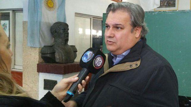 El ministro de Gobierno provincial señaló que las elecciones comenzaron con normalidad.
