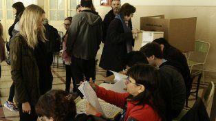 Masiva concurrencia de electores en estas elecciones primarias.