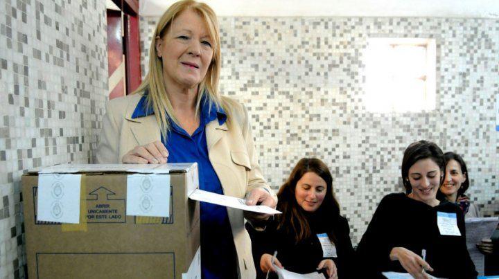 Stolbizer no la quiere a Cristina en el Senado por sus causas judiciales