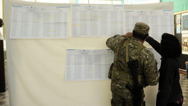 El operativo incluyó la participación de 15 mil efectivos.