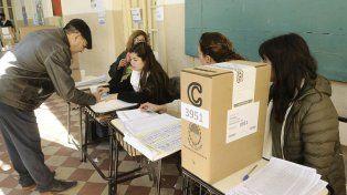 Las elecciones en Santa Fe se desarrollan con normalidad en toda la provincia