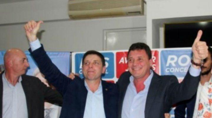 Eduardo Ros -canidato del intendente marcó una gran diferencia en las elecciones a concejales en San Lorenzo