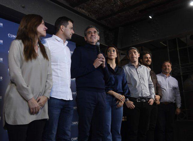 Randazzo le agradeció a los más de 600 mil bonaerenses que lo votaron