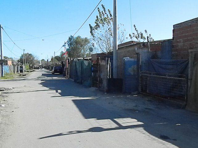 Refugio. Diego Pérez intentó esconderse en una casa de Acevedo y Schweitzer