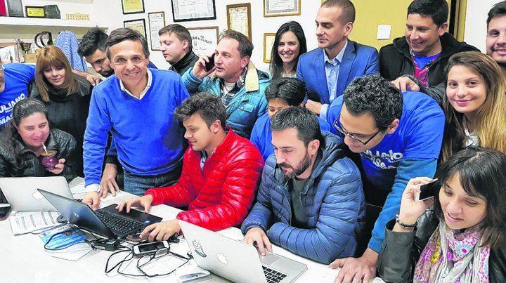 Grupo. Giuliano