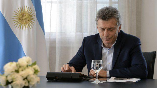 Tras las Paso, Macri concentra su actividad en la residencia de Olivos