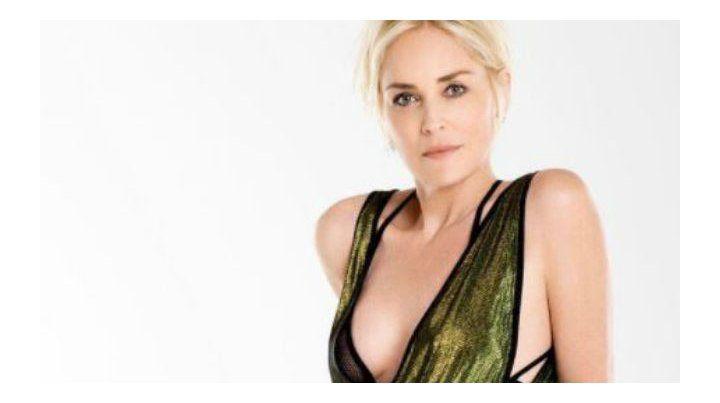 Sharon Stone publicó un video inédito y sensual del primer casting para Bajos instintos