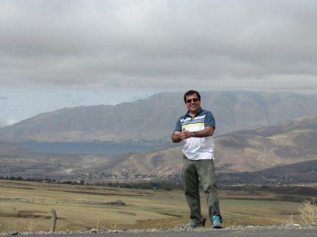 Víctima. Monzálvez estaba acompañado por otro argentino y tres pobladores de Namibia.