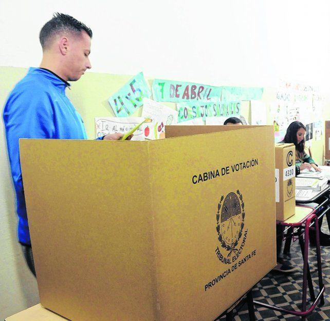 Ya se puede justificar el faltazo en las elecciones primarias