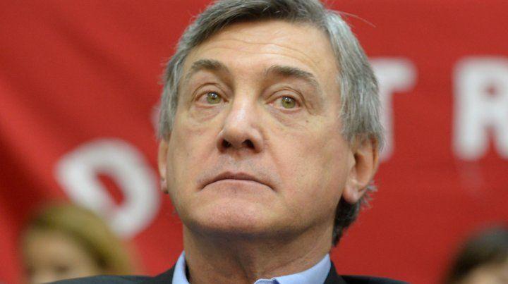 El concejal rosarino se mostró satisfecho con su caudal de votos.