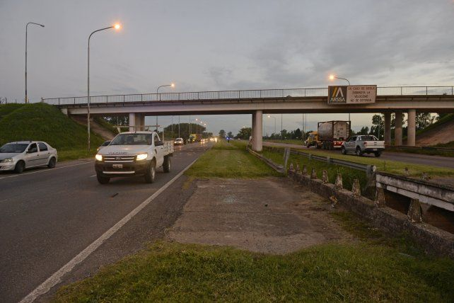 Los hechos de violencia se produjeron sobre la salida de Rosario.