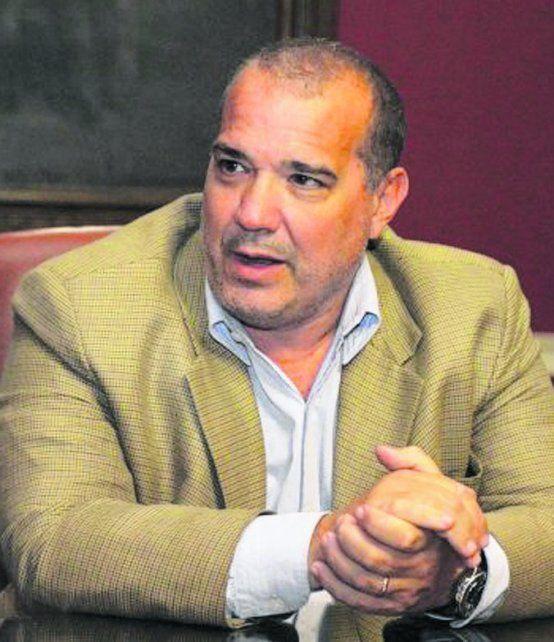 Picante. Galdeano también criticó la unificación de los comicios.