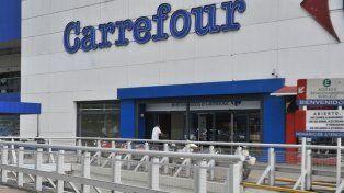 Acción comercial. Carrefour cambió la estrategia y salió con una propuesta de congelamiento de precios.