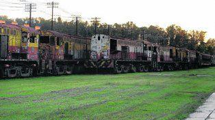 En riesgo. Facilitan trámite para levantar vías y unidades ferroviarias.