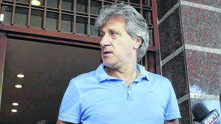 Quiere todo. Marchi exige que los clubes que tienen deudas estén al día antes del inicio de la Superliga.