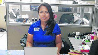 Árbitra de árbitros: Ana Pérez Assante, la primera mujer asesora de jueces