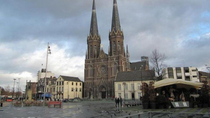 La iglesia de Saint Jozef