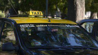 El taxista fue detenido en la zona sur de Rosario.