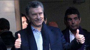 Macri fue operado de la rodilla y a la tarde se reúne con el expresidente Piñera