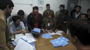 Farías dijo que el Frente Progresista quedó entrampado en la polarización nacional