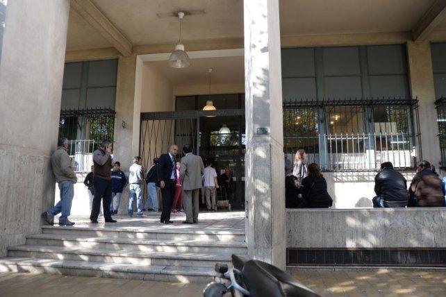 Los Tribunales de San Juan