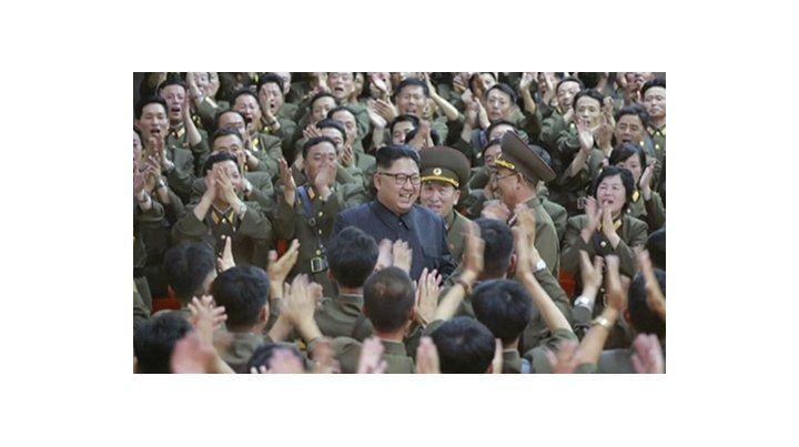 Marcha atrás. El dictador norcoreano suspendió planes belicistas.