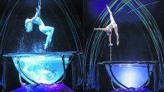 impactante. La magia del Cirque du Soleil se acerca a Rosario.