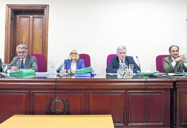 tribunal Los jueces rechazaron el pedido de la defensa tras oír al fiscal.