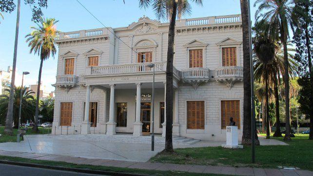 La sede del Iapos de calle Rioja.