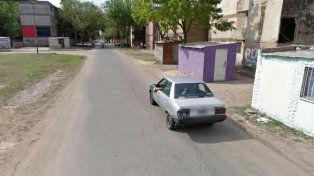 El hecho sucedió en Pedro Lino Funes, entre Cerrito y Riobamba.