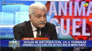 Asís vaticinó un triunfo ajustado de Cristina y dijo que el Gobierno no sabe hacer trampa