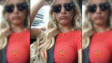 sol perez con trompita porque tuvo que taparse para no ser sancionada en instagram