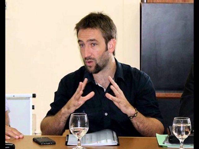 Galfrascoli descartó que la muerte de Cejas esté vinculadas a las denuncia que hizo.