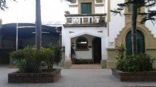 El establecimiento educativo de la zona sur de Rosario.