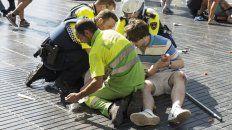el violento atentado en barcelona contado en primera persona por tres rosarinos