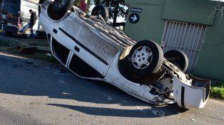 Detuvieron al automovilista que huyó tras causar la muerte de una nena en un choque