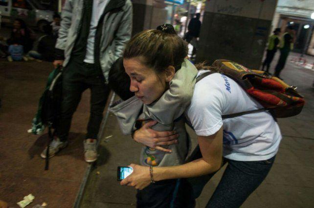 Más de 150 jóvenes realizan recorridas nocturnas para ayudar