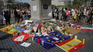 Identificaron a la argentina que murió en el atentado de Barcelona