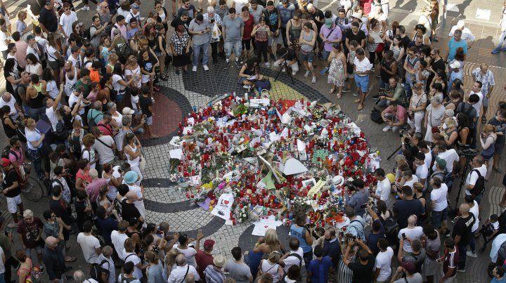 Son dos las argentinas fallecidas en el atentado de ayer en Barcelona