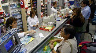 Una de las 16 farmacias montevideanas que aceptaron vender cannabis desde el 19 de julio pasado.