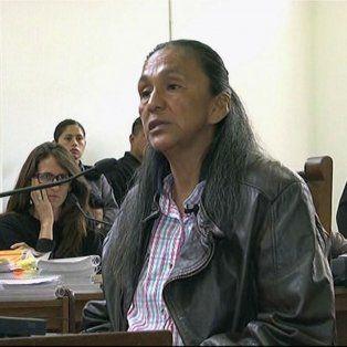 Milagro. La líder de la Túpac Amaru saldrá en breve de la cárcel jujeña.