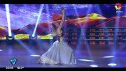 La Chipi abrió el folklore en el Bailando, mostró de más por un descuido y Dady Brieva reaccionó