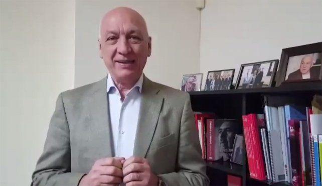 El exgobernador de Santa Fe y actual titular del PS y la Cámara de Diputados provincial