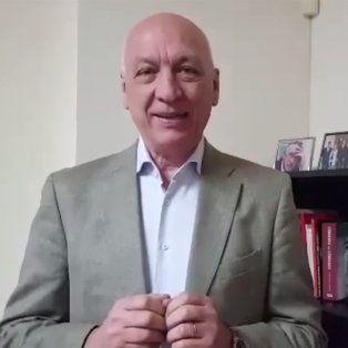 El exgobernador de Santa Fe y actual titular del PS y la Cámara de Diputados provincial, Antonio Bonfatti.