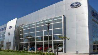 Hay equipo. Giorgi cumple este año 20 años como concesionaria de Ford en Rosario.