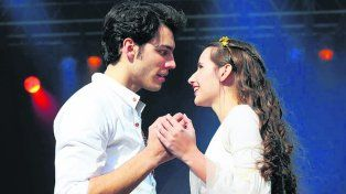 Romeo y Julieta. El clásico de Shakespeare revive con canciones y baile.