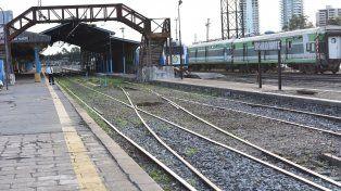 La vieja estación Rosario Norte entrará en pocas semanas en una etapa de remodelación.